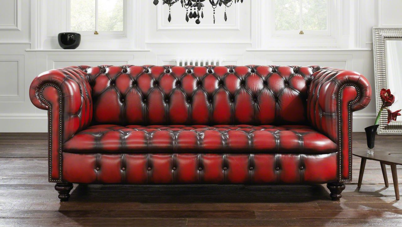 kensington chesterfield soffa. Black Bedroom Furniture Sets. Home Design Ideas