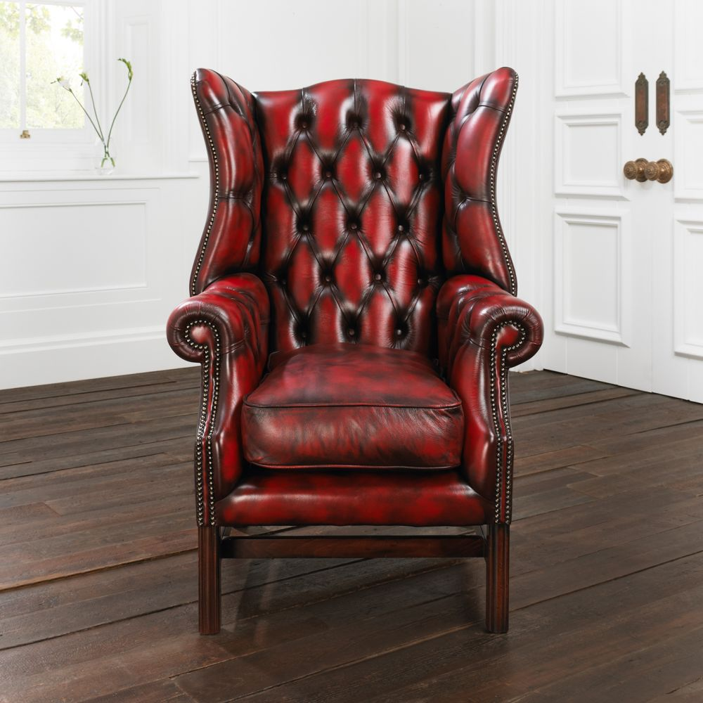 Paxton Wing Chair