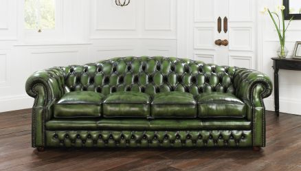 Buckingham Chesterfield Soffa