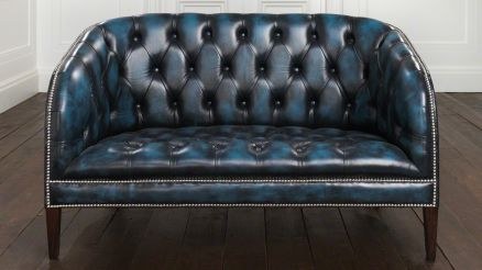 Burghley Chesterfield Soffa