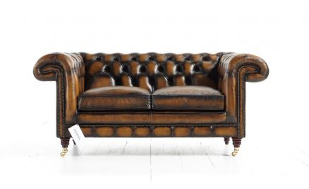 Chatsworth Chesterfield Soffa